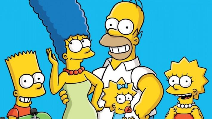 The Simpsons on FOX
