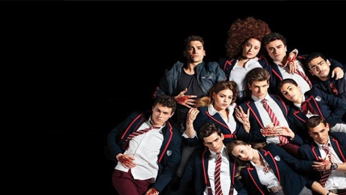 Elite Season 3 on Netflix