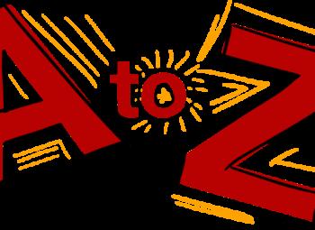Shows A-Z TV Scorecard 2019-20