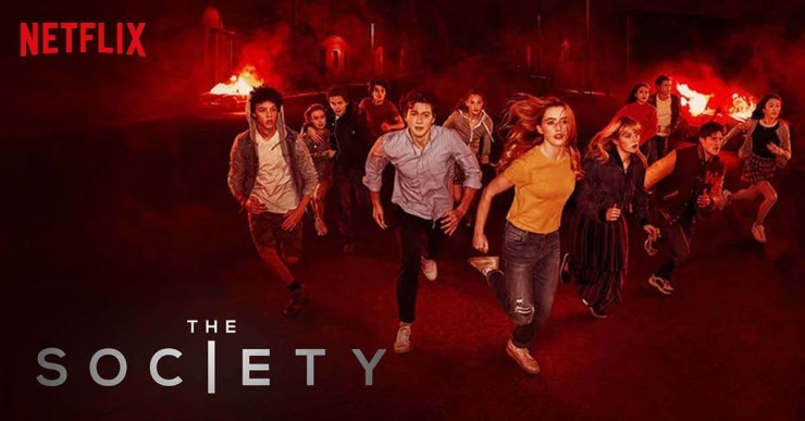 The Society Netflix TV Show Cancelled or Renewed?
