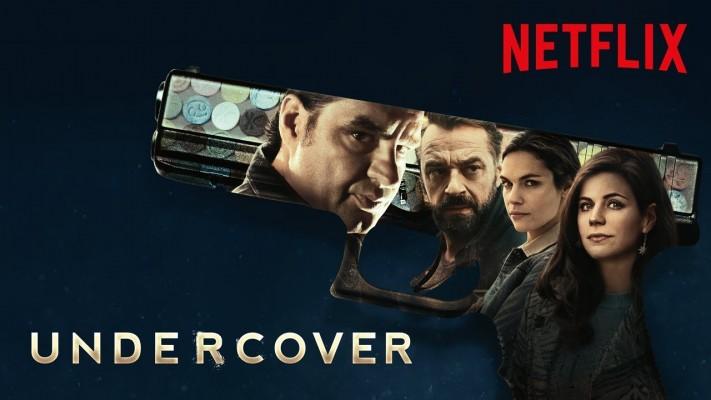 Undercover Netflix 2019 TV Show Cancelled?