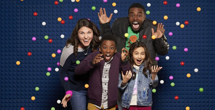 Just Roll With It TV Show Cancelled or Renewed?