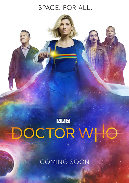 Doctor Who Space For All Poster