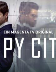 spy city tv series poster